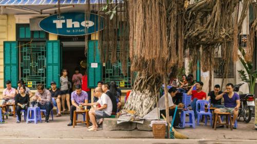 VIETNAMESE COFFEE: DRINK AS A LOCAL