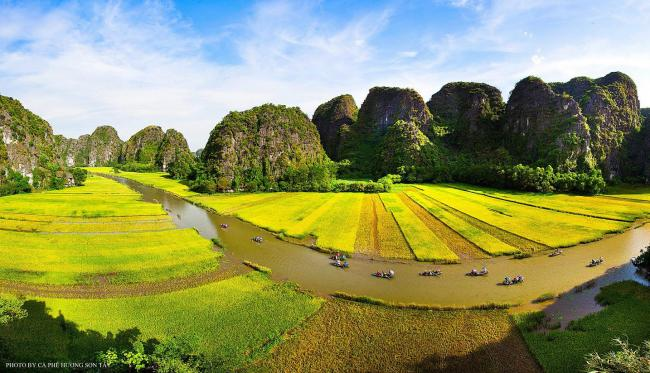 4 DAYS HANOI - HALONG BAY - NINH BINH TOUR
