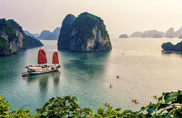 4D Hanoi - Halong bay on  cruise